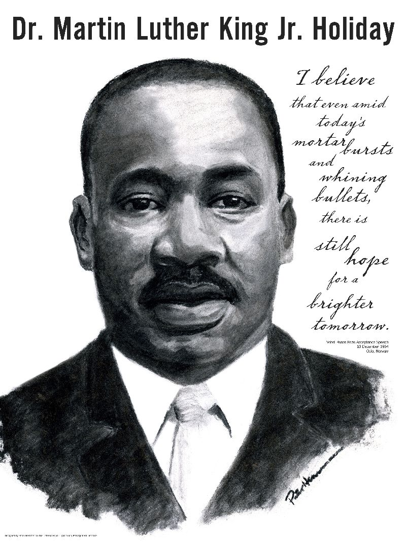 Dr. Martin Luther King, Jr. National Holiday ...