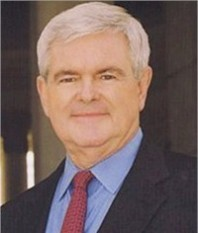 Newt Gingrich - Catholic