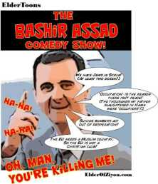 assad comedy