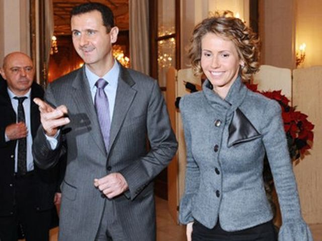 """Are there drones with the name """"Assad"""" on them?"""