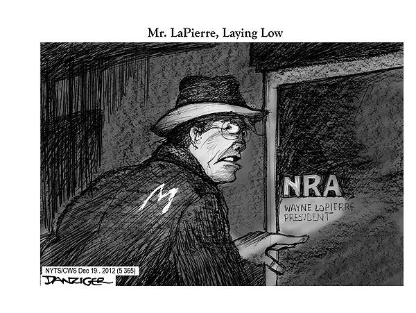 LaPierre Is M