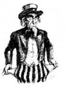 Uncle Sam with empty pockets.preview