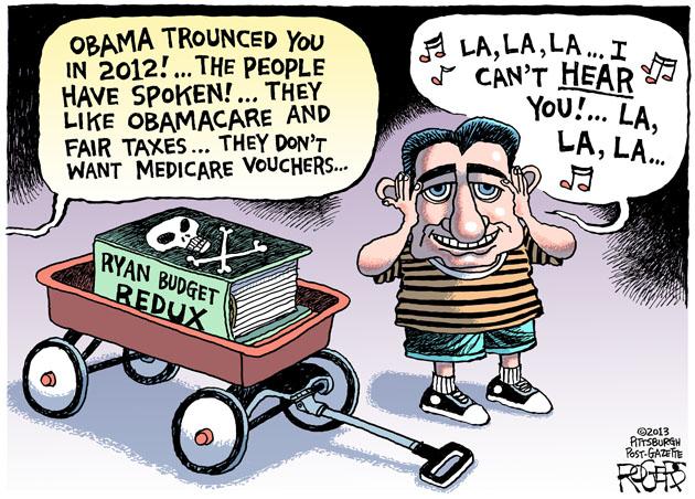 Ryan Budget Redux