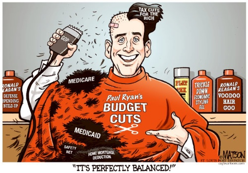 Paul Ryan cartoon