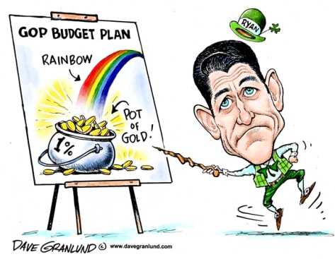 Image result for cartoons of paul ryan
