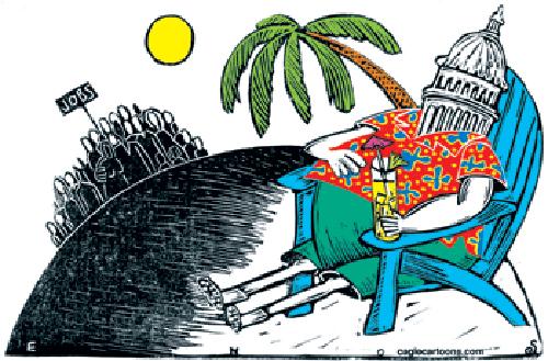 congress-vacation