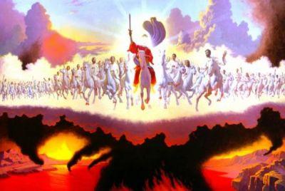 Jesus' Second Coming
