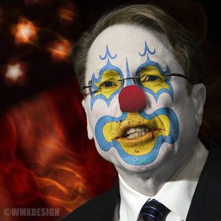 NRA CLOWN