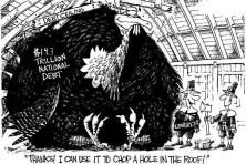 OPENING THE DEBT CEILING