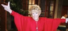 "Jeanne Cooper was the longest performing cast member on ""Y&R."" Her son is Corbin Berenson"