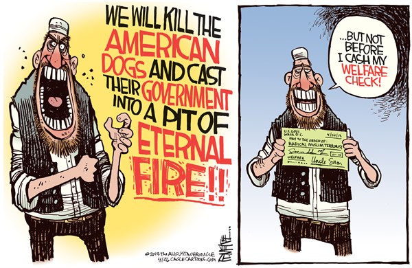 Terrorist-Welfare