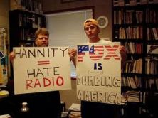hannity and hate