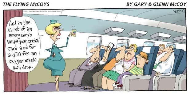 airline-nonhumor