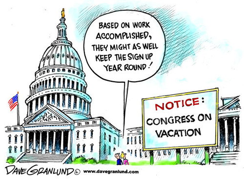 Blame John Boehner For The Do Nothing Congress Cartoon 5 171 Goodolewoody S