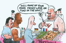 Paul Routeledge cartoon - Prison vote-856254