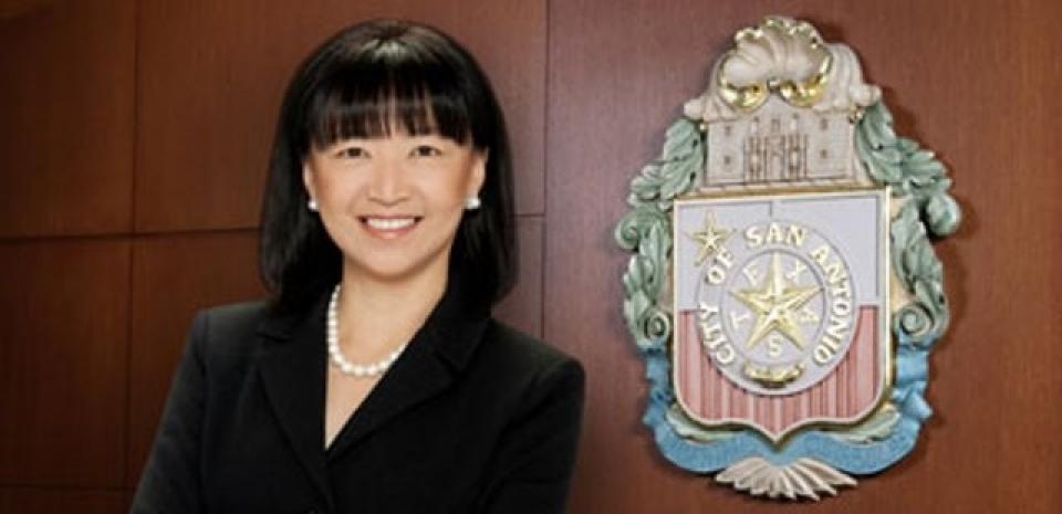 Councilmember Elisa Chan. (City of San Antonio)
