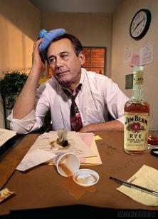 John Boehner's Tea Party Headache