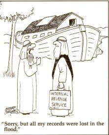 Cartoon for April 3, 2011