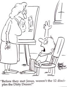 Cartoon for May 1, 2011