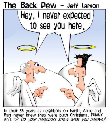 Christian Cartoon 7 «