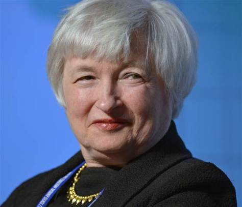 FRANCK ROBICHON / EPA Janet Yellen's nomination to the post of Federal Reserve Board Chairman elevates her to the highest echelons of economic power, and may make her the most powerful woman on the planet.