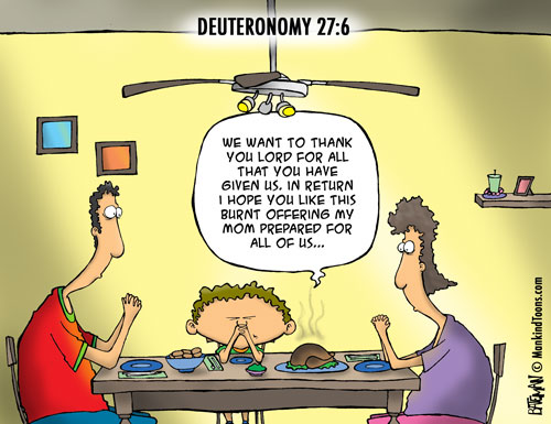 burnt offering dinner funny