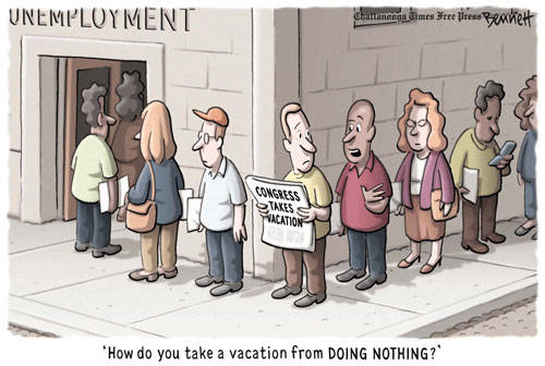 Congress-Takes-Vacation