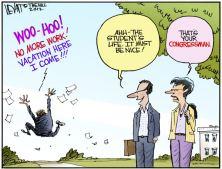 Congressional-Recess