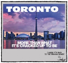 8338 Toronto, more than lr