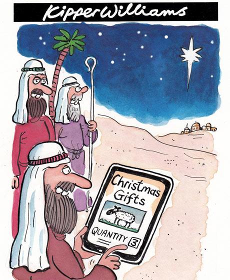 Kipper Williams cartoon 13 November 2012