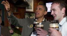 Barack Obama, Ollie Hayes, Henry Healy