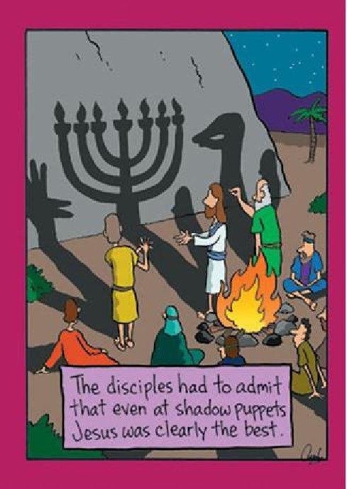 Y Hanukkah humor