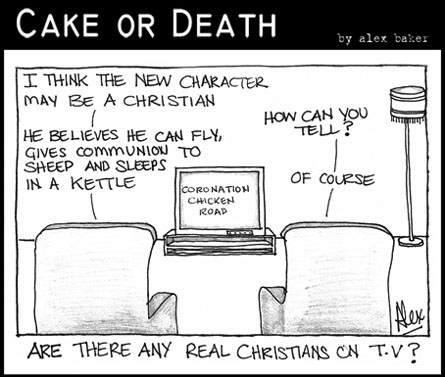 cake-or-death-cartoon-108-april-23-2009-real-tv-christians-hunt-cartoon