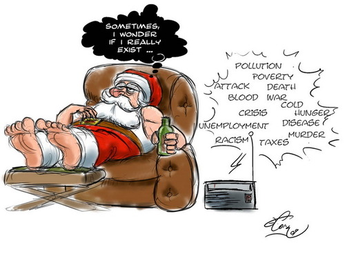 "here comes santa claus"" – cartoon #5 « goodolewoody's blog and website"
