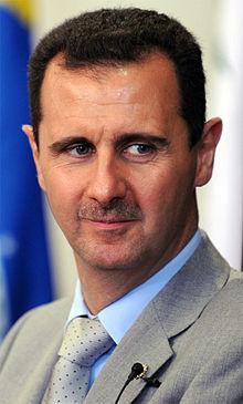 Bashar al-Assad بشار حافظ الأسد