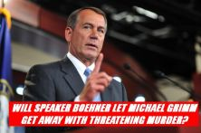 Speaker John Boehner holds a press conference in Washington