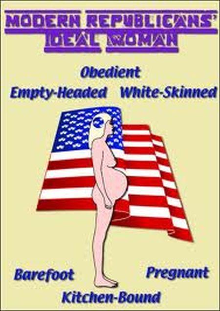 republican ideal woman