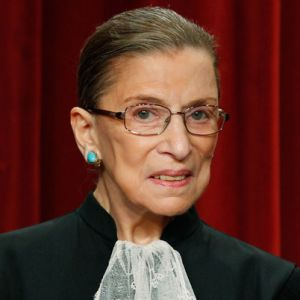 """""""The court, I fear, has ventured into a minefield."""" ~ Justice Ruth Bader Ginsburg"""