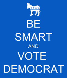 z be-smart-and-vote-democrat-2