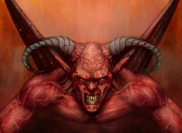 Satan, the Devil