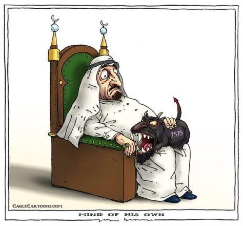 Ecco la strategia dell'Arabia Saudita Cartoon-3-150184_600