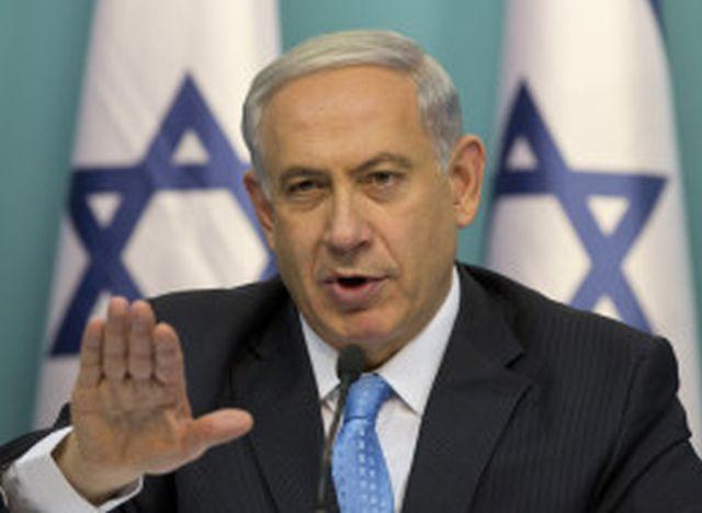 Benjamin Netanyahu,