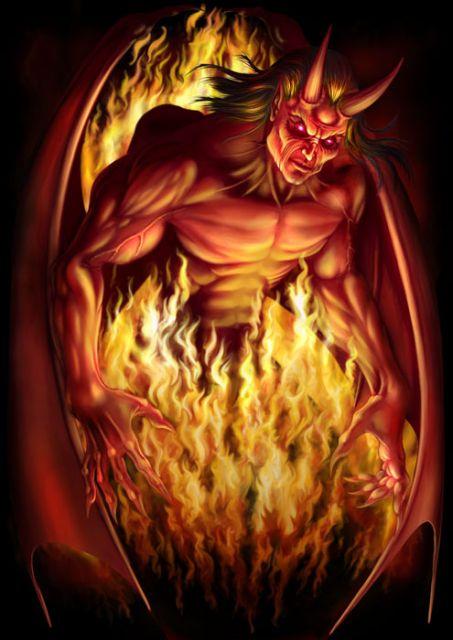 Satan_by_ANARKYMAN