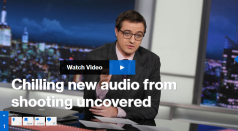 New audio from the chilling dash-cam tape of a South Carolina state trooper shooting an unarmed man has prompted even more questions. Chris Hayes examines the mindset of the now-former trooper with psychology professor Phillip Atiba Goff.