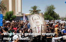 Past Iraqi government abuses helped create ISIS in the first place. The Obama administration needs to hold the country's new president accountable.