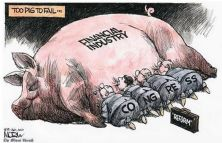 Cartoon - Congress and Money