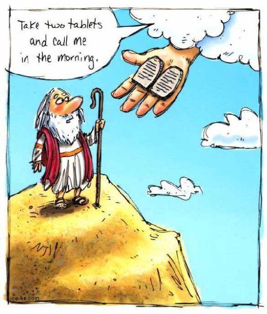 MosesHeadache