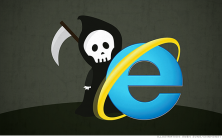 Internet Explorer might just get the ax from Microsoft, but it won't be able to kill it off completely for years.