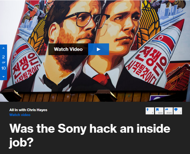 U.S. government officials are defending their assertion that North Korea was responsible for the devastating Sony hack, even as cyber-security experts are doing their own investigations and floating alternate theories.