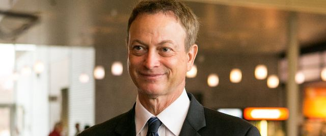 Actor Gary Sinise And Military Officials Speak At Washington Military Transition Council Meeting About Jobs For Veterans
